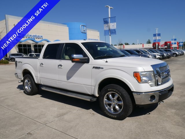 Pre-Owned 2011 Ford F-150 Lariat