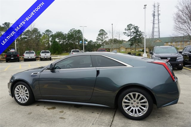 Pre-Owned 2013 Cadillac CTS Base