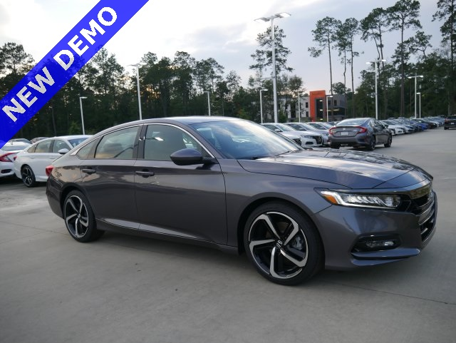 Pre-Owned 2020 Honda Accord Sport