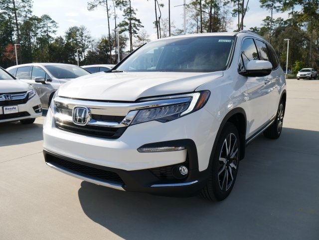 New 2019 Honda Pilot Elite 7P