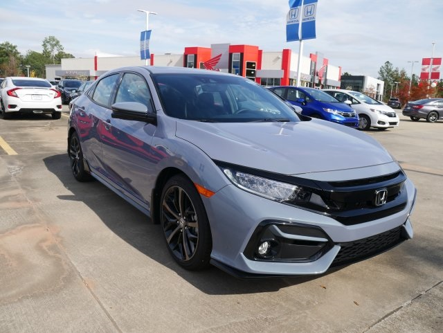 New 2020 Honda Civic Sport Touring